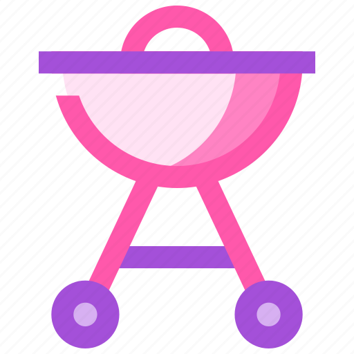 barbeque, grill, party, picnic, summer icon