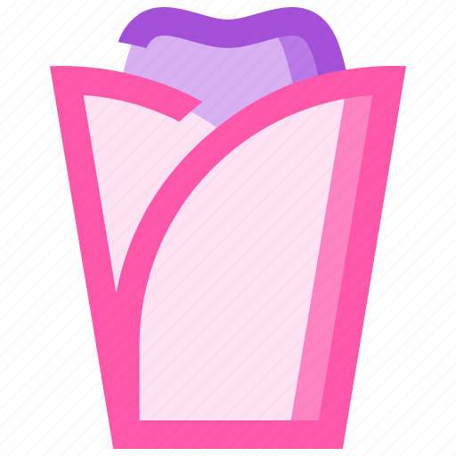 barbeque, party, picnic, snack, summer, wrap icon