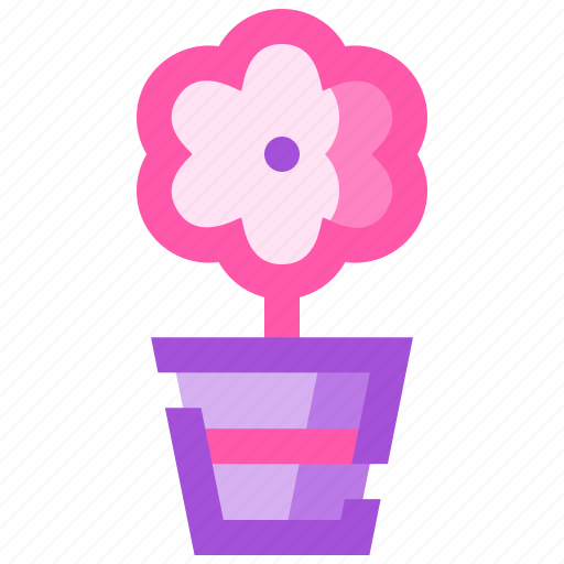 barbeque, flower, party, picnic, summer, sun icon
