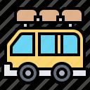 car, transportation, travel, van, vehicle