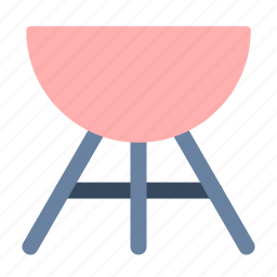 bake, cook, grill, picnic icon
