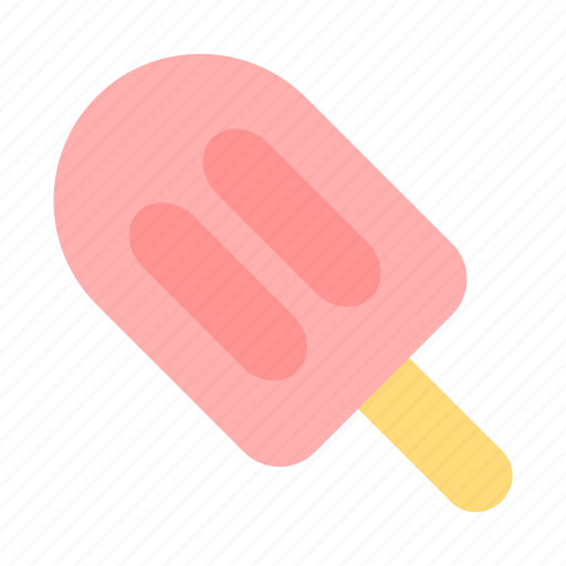 ice cream, picnic, popsicle icon