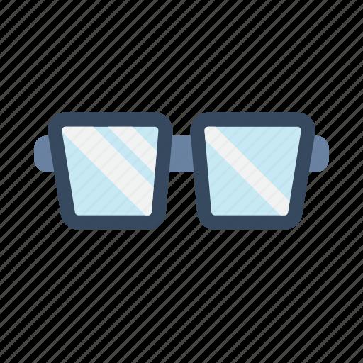 glasses, picnic icon