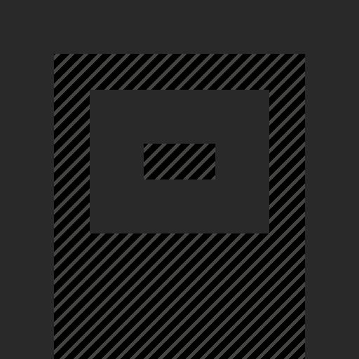 book, cover, fold, magazine, picture, print icon