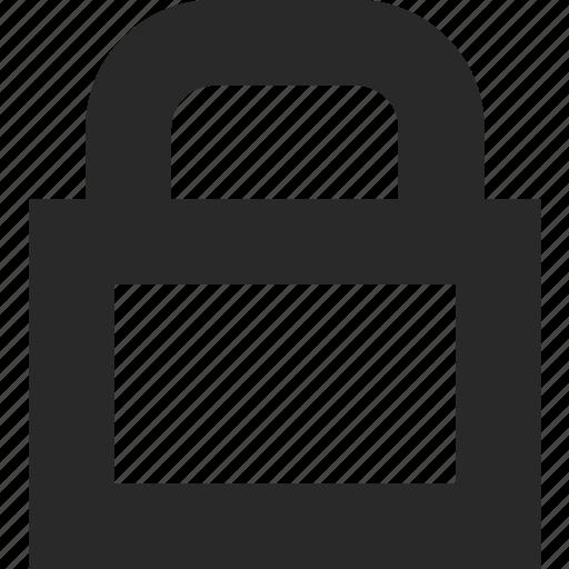 encryption, lock, padlock, protection, security icon
