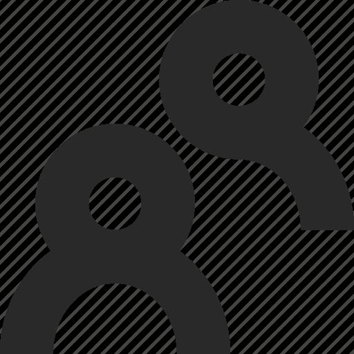 community, group, peers, people, team, users icon
