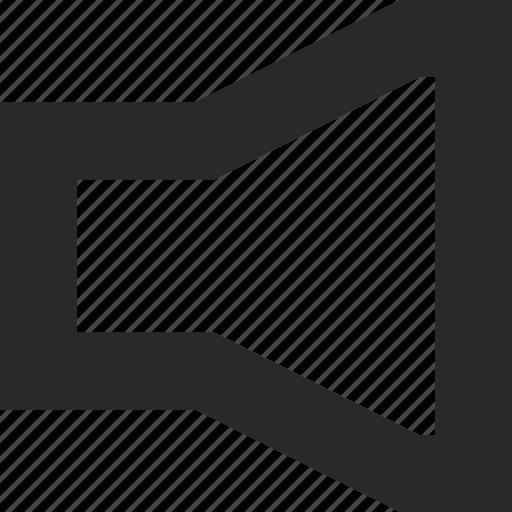 music, mute, sound, speaker, speech, volume icon