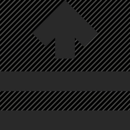 align, design, move, paragraph, style, text, top icon