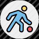 basketball, dribbling, fast, player, running, moving, man