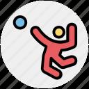activity, ball, handball, olympic, play, sport