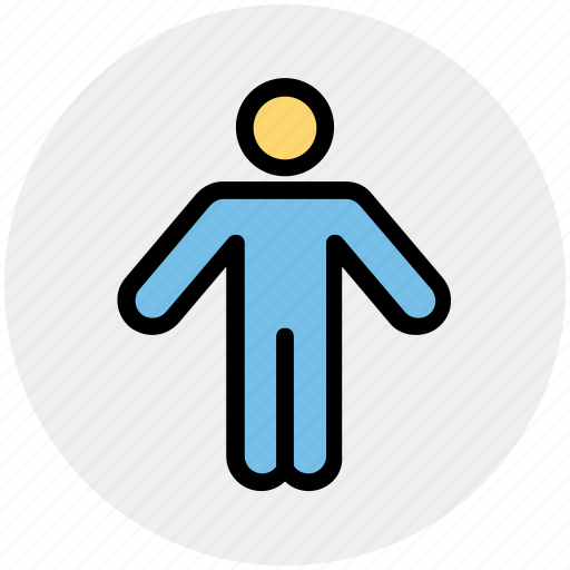 character, figure, human, male, man, people, person icon