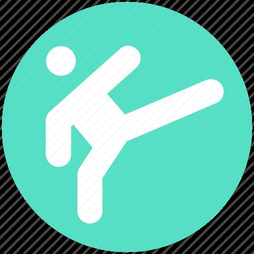 activity, judo, karate, man, olympic, sport, taekwondo icon