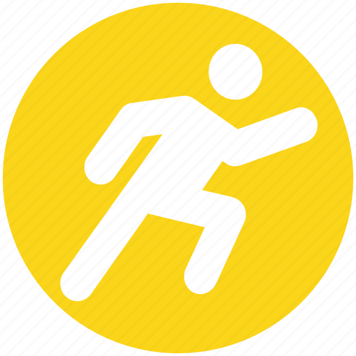 Active, athlete, exercise, fitness, man, runner, running icon - Download on Iconfinder