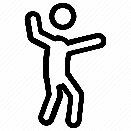 athlete, man, player, sportsman, sportsperson icon