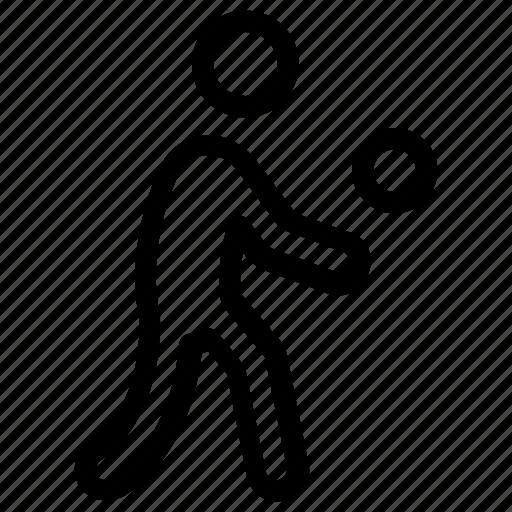 football player, player, soccer player, sportsman, sportsperson icon