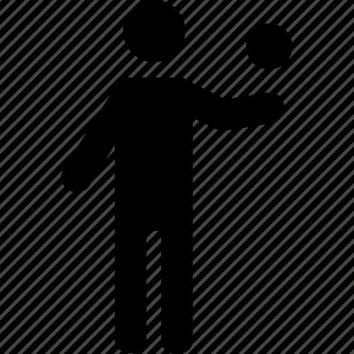 Athlete, player, sportsman, sportsperson, young boy icon - Download on Iconfinder