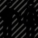 assault, prisoner, slave, victim, violence icon