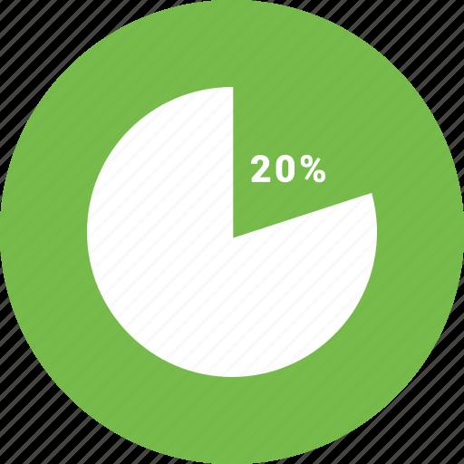 pie chart, pie graph, piechart icon