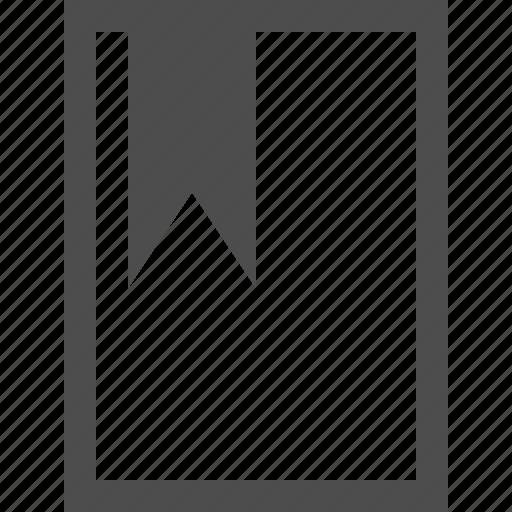 bookmark, fav, favourite icon