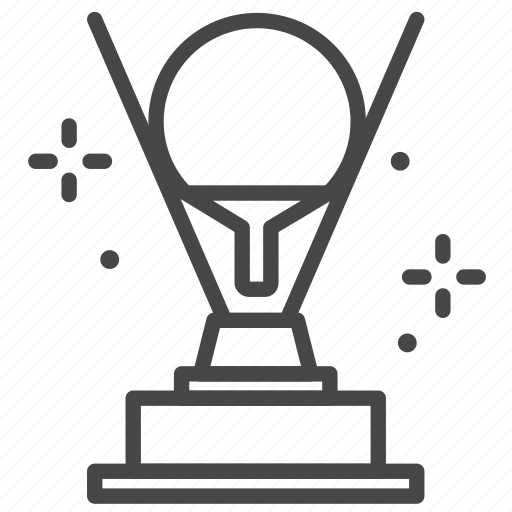 awards, ping pong, pingpong, sport, table, tennis, trophy icon