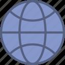 map, navigation, pin, web icon