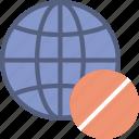 location, map, navigation, pin, web icon