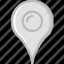 location, map, navigation, pin