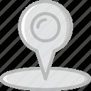 map, navigation, location, pin