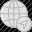 map, navigation, location, pin, web
