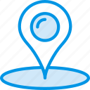 location, map, navigation, pin