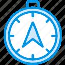 map, navigation, location, pin, compass