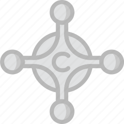 flow, sink, tap, water icon