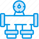 extention, flow, pipe, water icon