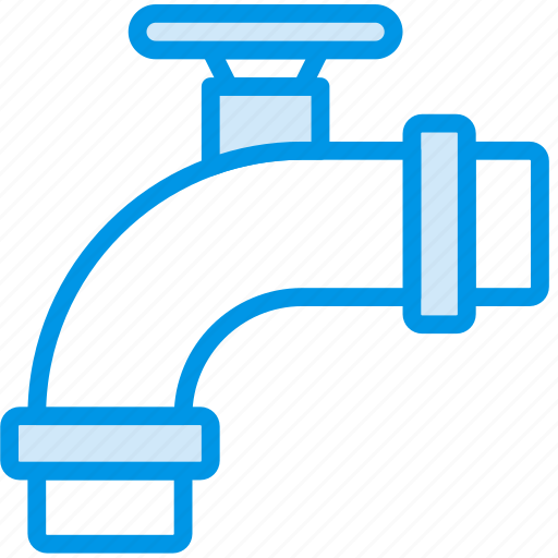 extention flow pipe water icon  sc 1 st  Iconfinder & Pipes u0026 Water Flow - Webbyu0027 by Smashicons