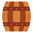 barrel, beer, pirate, water