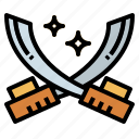 blade, fight, sword, war icon