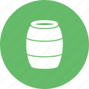 barrel, drink, old, pirate, storage, whiskey, wood icon
