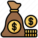 money, bag, rich, business, finance, riches, poor