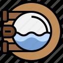 porthole, transportation, navigation, sailing, boat, transport