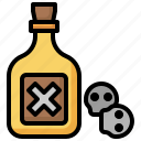 rum, food, restaurant, alcoholic, drink, pirate, alcohol