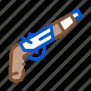 drawing, gun, military, pistol, silhouette, weapon