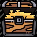 box, chest, furniture, gold, money, pirate, treasure