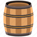 alcohol, barrel, beer, bucket, cask, pub, water