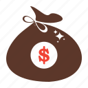 dollar, dollars, price, treasure icon