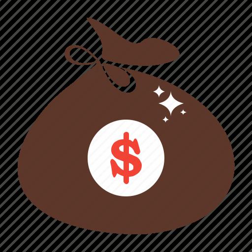 dollar, dollars, price, treasure icon