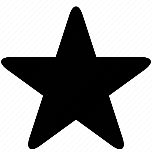 favorite, full, star icon