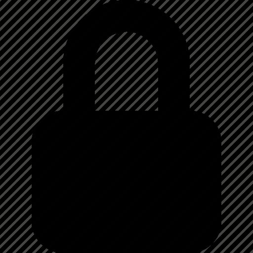 block, closed, forbidden, lock, safe, security icon