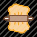 bakery, bread, de, dough, flour, food