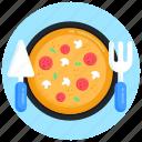 italian food, junk food, pizza, pepperoni pizza, food
