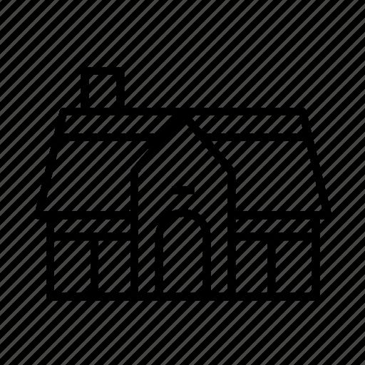 estate, estate002, house, property, residential, villa icon